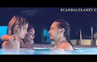 Vanessa Hudgens Threesome Sex Scene on ScandalPlanet.Com