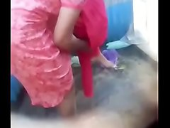 Tamil girl bathing hidden cam