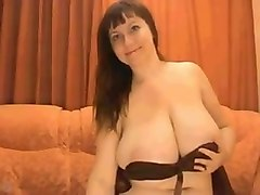xhamster.com, webcam, boob, big boobs, saggy