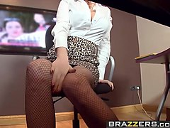 brazzers - big tits at work - dont call in sick just fuck th