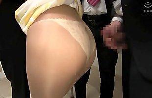 Sexy Japanese Office Lady, Tomita Yui 2