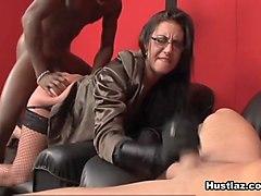 Emma Butt in Euro Glam Bang #31 - Hustlaz