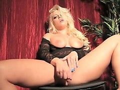 Horny pornstar Brooke Banner in fabulous dildos/toys, hardcore porn clip