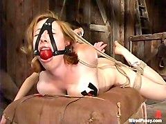 Adrianna Nicole in Wiredpussy Video