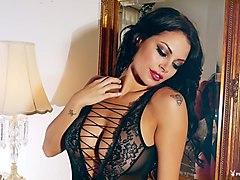 Amazing pornstar Janet Kener in Horny Tattoos, Brunette xxx scene