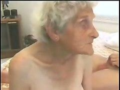tits, white, granny, grannies, handjob
