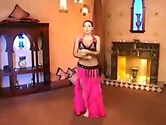 Alla Kushnir sexy Belly Dance Lessons