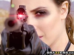 brazzers - brazzers exxtra -  metal rear solid the phantom p