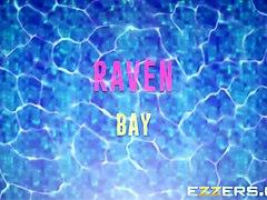Raven Bay In Anal Breakup