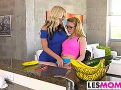 Alena Croft bangs her stepdaughetr Haley Mae