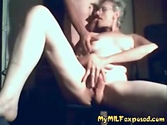 my milf exposed sexy granny sucking cock real amateur