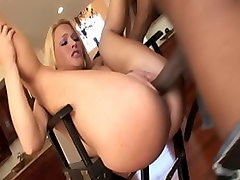 Amazing pornstar Krissy Lynn in crazy big tits, interracial xxx video