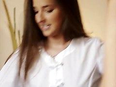 amirah adara massages lauren