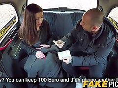 dick loving uk cabbie doing some extra work for cash