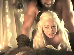 Emilia Clarke Game Of Thrones Celebrity Sex Scene