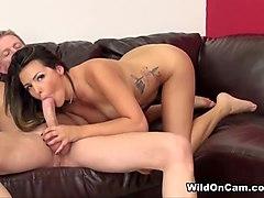 Exotic pornstar Danica Dillon in Fabulous Cumshots, Fake Tits xxx video