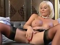 Amazing Amateur video with Solo, Stockings scenes