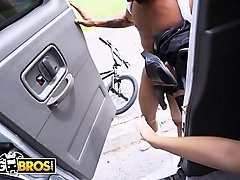 BANGBROS - Abella Danger Is Back For More Reverse Bang Bus And She Wants BBC