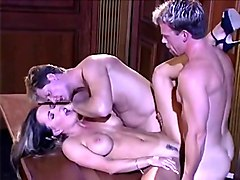 Hot Envy Wants Two Big Dicks In Her Wet Pussy