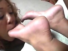 feet worship, lesbian, worship, ebony feet, ebony
