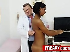 isabella chrystin beautiful latina vagina check-up