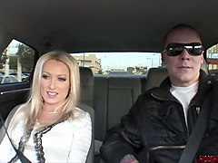milf diana doll in homemade video fucking young guy