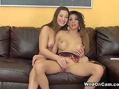 Incredible pornstars Dani Daniels, Heather Vahn in Best Dildos/Toys, Redhead porn movie