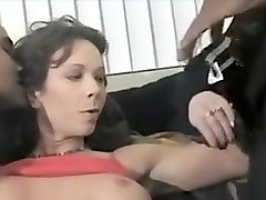 Incredible DPP, Interracial adult clip