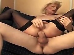 Hottest Homemade movie with Anal, Blonde scenes