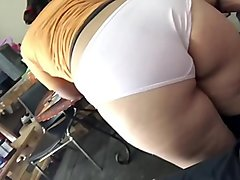 Cheating Wife Used In Garage