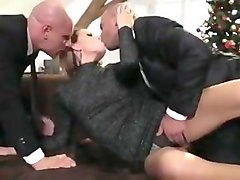 cheating wife gives a mmf gift to husband