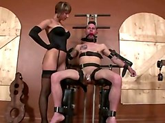 Slave in Chastity