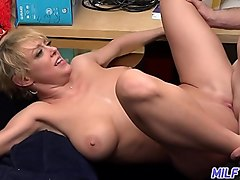 MILF Trip - Super horny blonde big-boobed MILF can&#039_t get enough cock - Part 1