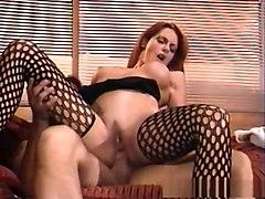 Hottest pornstar in exotic facial, brunette porn clip