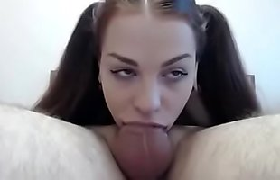 Deep Throat 69 - I met her on  Gifpussy.com