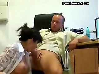 Cougar Hotwife brings home cum in her pussy