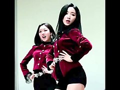 hot kpop dancing