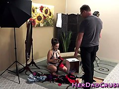 plowed teen stepdaughter