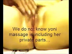 wife at massage parlor