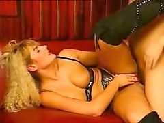 awesome anal sex with long legged german blonde hottie