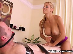 Alexis Fawz Post Orgasm Torture - MeanMassage