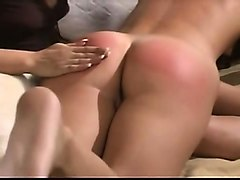 large lesbian ass spanking