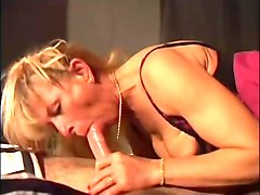 lewd mom fucks her son's friends