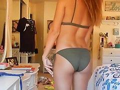 cutie bikini model
