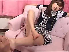 asian young femdom force to lick feet and pussy