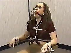 Gag-Man 011 Ballgagged Bound Girls 06