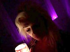 Daisy&acute_s Sexiest Show at home to tease me with candles
