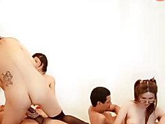Sex group clip-3