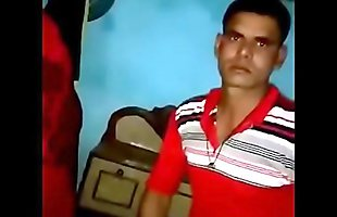 Indian muslim couple caught illegal relation