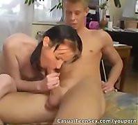 Girl with braids takes a visit to his new boyfriend and is given to him (VISIT TO WEBSITE) (sex-cams.fun)